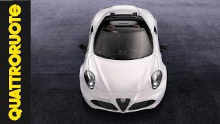 Alfa Romeo 4C 2014: sound e giro di pista