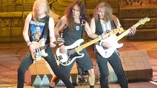 Iron Maiden - The Great Unknown, Live at 3Arena, Dublin Ireland, 6 May 2017