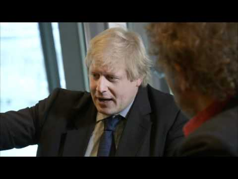 Boris Johnson Discusses Lucky Jim - Faulks on Fiction Episod