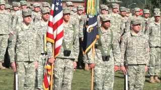 Soldiers Receive Presidential Unit Citation