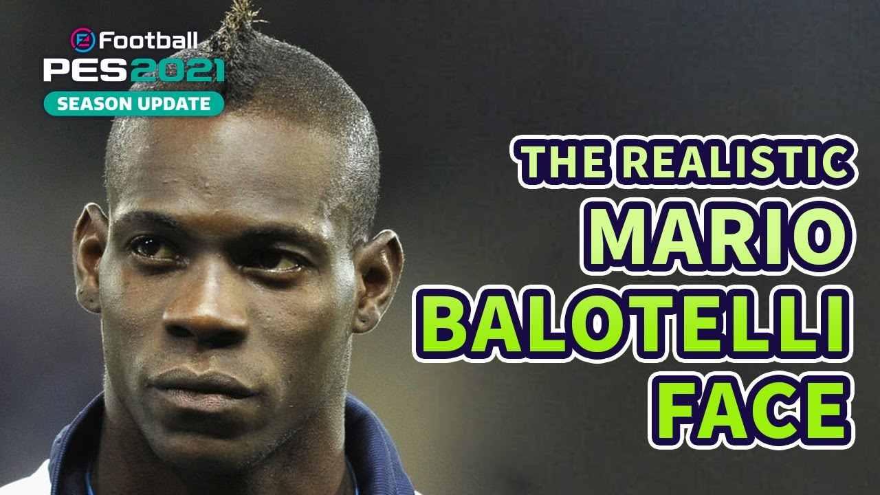 The most realistic Balotelli face-making video.