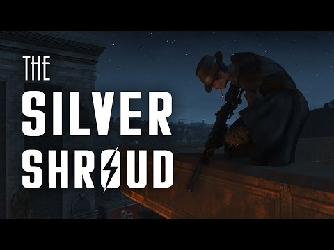 The Silver Shroud, Milton General Hospital, & Water Street Apartments - Fallout 4 Lore