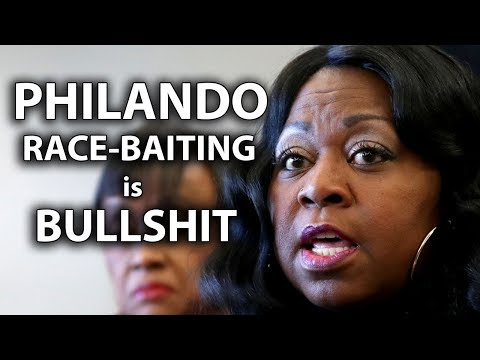 Philando Castile Race Baiting is Bullshit