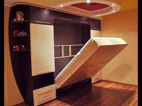 видео: Шкаф кровать своими руками