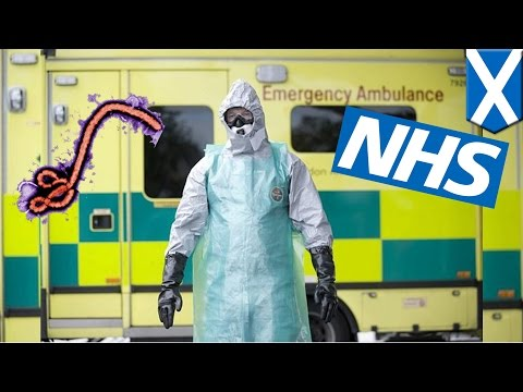 Ebola hits the UK as health worker returning from Sierra Leone is diagnosed with deadly virus