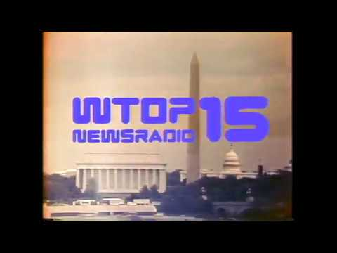 Klein& WTOP Radio Washington DC Spots 1976-77