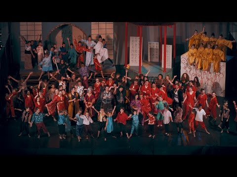 """Preview of Disney's """"Mulan"""" by the San Angelo Broadway Academy"""