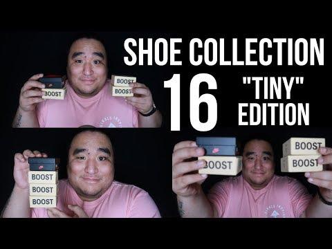 "[ASMR] Shoe Collection 16 - ""Tiny"" Edition | MattyTingles"