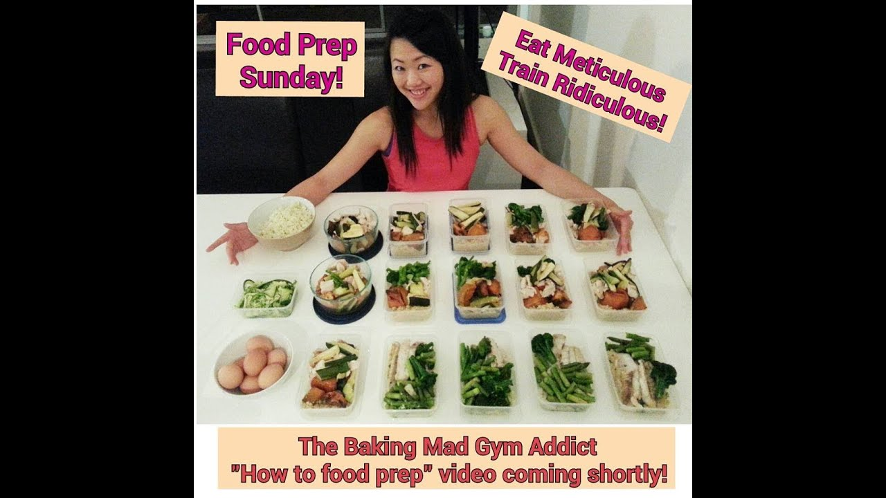 The ultimate guide to food prepping how to make 15 clean healthy the ultimate guide to food prepping how to make 15 clean healthy meals in under 2 hours youtube forumfinder Choice Image