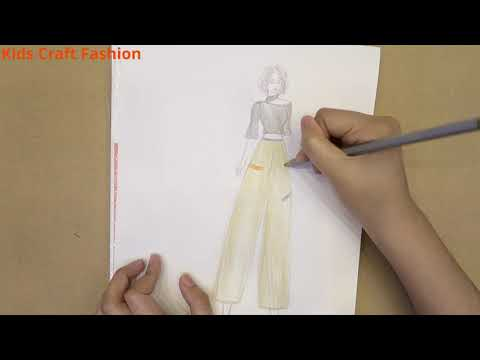 Fashion Design Class 1 Lessons Tes Teach