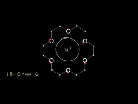 Properties Of Ethers And Crown Ethers | Organic Chemistry | Khan Academy