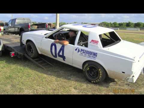 3/5/2011 Darrick's First Race