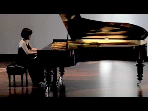 Sachiko Kato Plays Chopin's Ballade No. 2 at Osaka University Hall