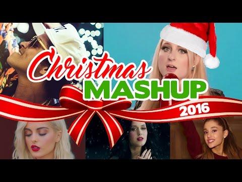 CHRISTMAS MASHUP 2016 - Rihanna/Bruno Mars/Ariana Grande/Meghan Trainor/Katy Perry