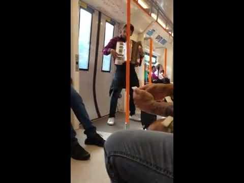 London Metro relax music!