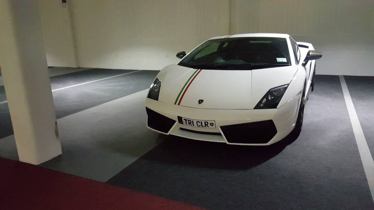Lamborghini Gallardo Tricolore Look Around Youtube