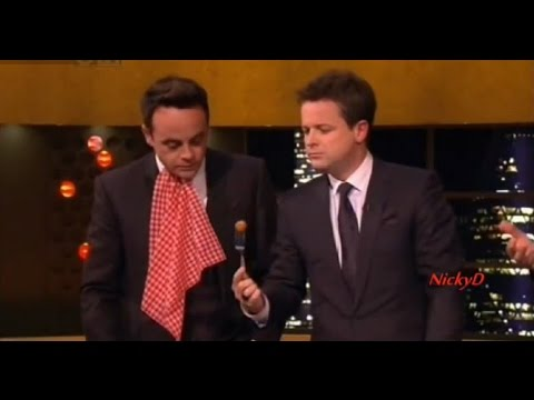 Ant & Dec on The Jonathan Ross Show (ft. Gino D'Acampo & Tim Roth) 16-02-13