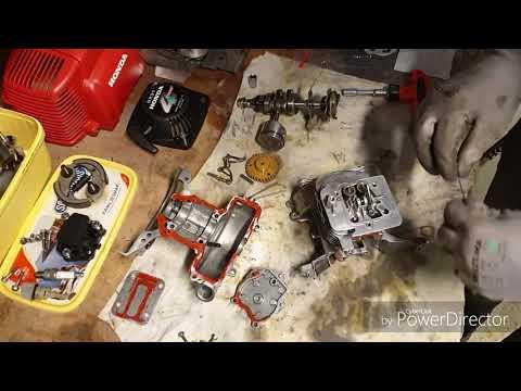 Honda umk431 brushcutter repair