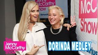 Dorinda Medley on The Jenny McCarthy Show