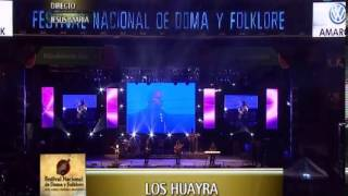 Por si algún día - Los Huayra en Jesús María 2014