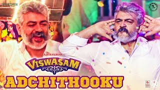 Adchithooku Song Live Performance by Viswasam Singer Narayanan Ravishankar | Thala Ajith | RS 92