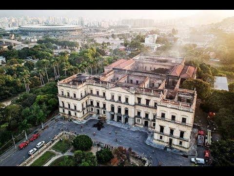 História em chamas: o trágico Incêndio do Museu Nacional