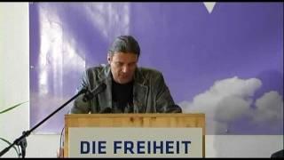 Oskar Freysinger - Rede beim Gründungsparteitag DIE FREIHEIT Bayern
