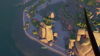 Sea of Thieves #14 - Skarb na szczycie  [MISJA 3]