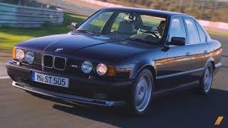 Bmw M5 (1992) Quick Drive