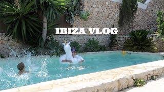 IBIZA VLOG | Turen derhen, haul, house tour, badning