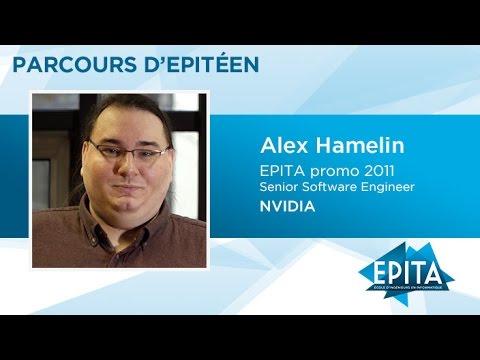Parcours d'Epitéen - Alex Hamelin  (promo 2011) - NVIDIA
