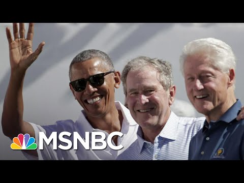 Biden, Obama, Bush And Clinton Willing To Get Covid-19 Vaccine On Camera | The Last Word | MSNBC