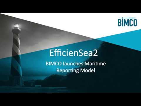 BIMCO launches Maritime Reporting model