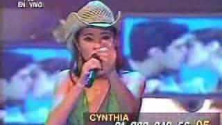Quitame a ese hombre - Cynthia(Cynthia canta en la 4ta. generacion de la Academia., 2008-07-23T00:13:21.000Z)