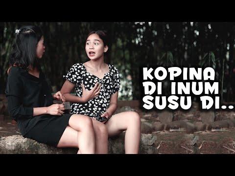 KOPINA DI INUM SUSUNA DI.... -  Sketsa Komedi Sunda Lucu Bobodoran Terbaru Ngakak ABDITVCHANNEL