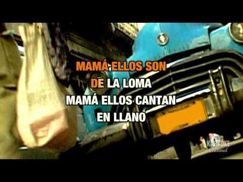 Son De La Loma in the Style of