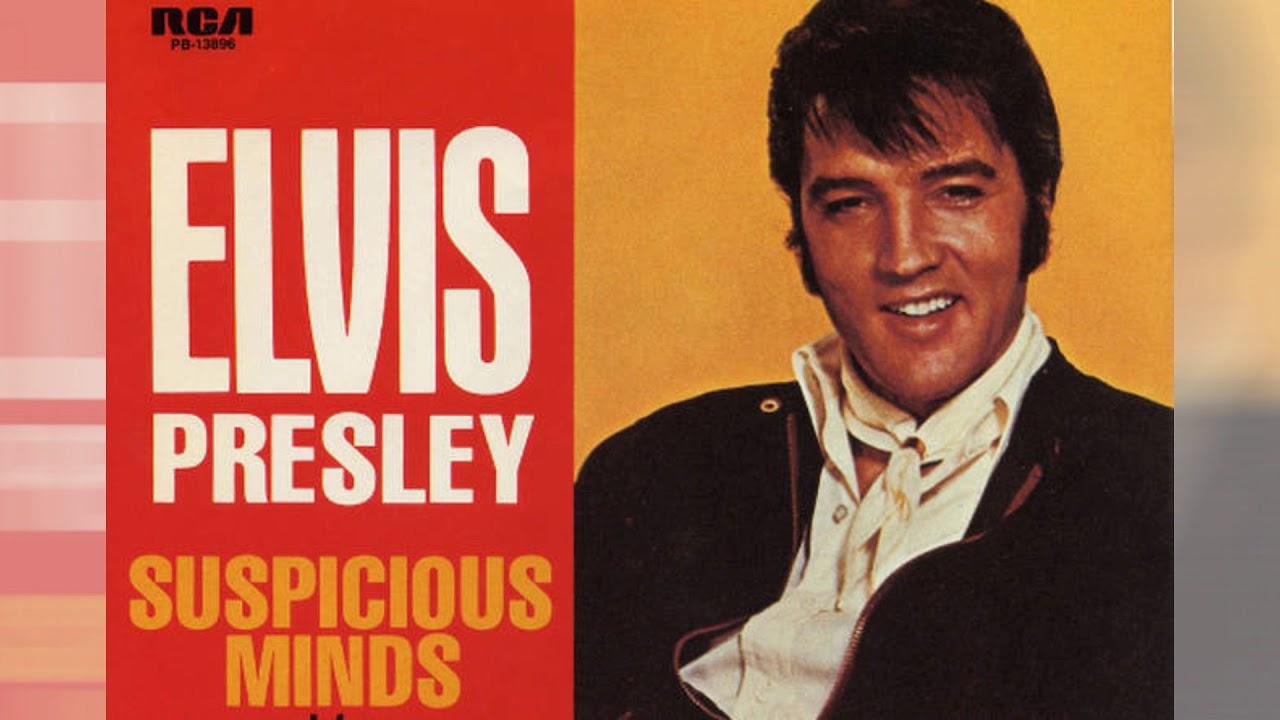 Elvis Presley - Suspicious Minds [vocal mix] - YouTube
