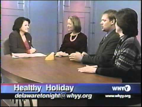 WHYY Delaware Tonight - Healthy Holiday Tips