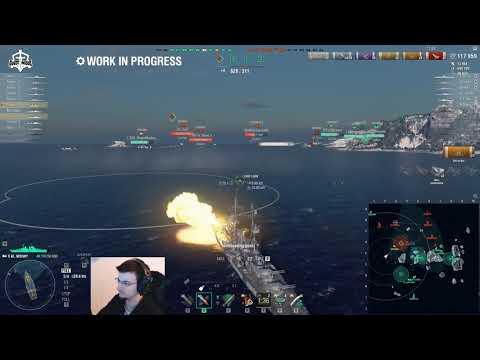 World Of Warships - Al Nevsky ANOTHER Russian Tier 10 Cruiser