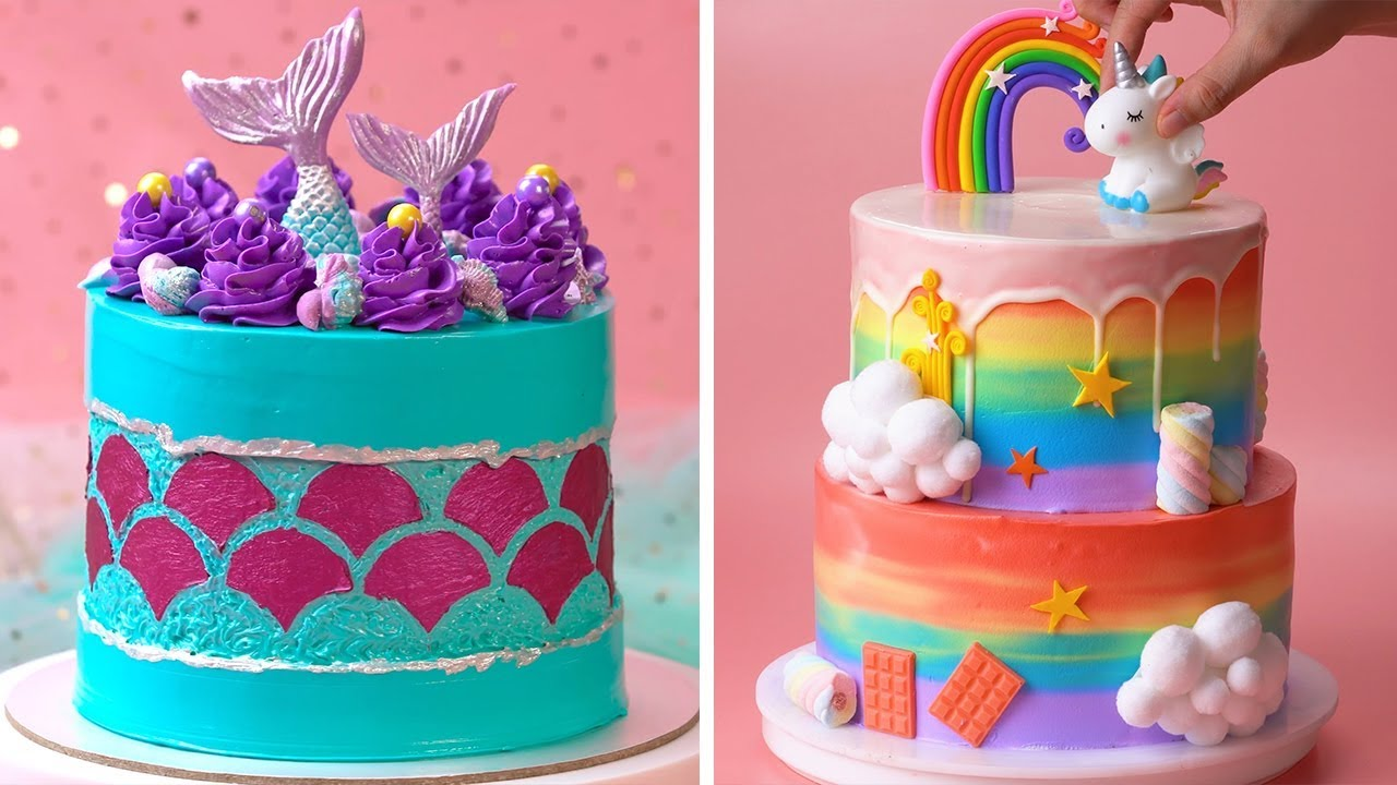 How To Cake How To Make Cake For Your Coolest Family Members Yummy Birthday Cake Hacks Youtube View allall photos tagged cake. how to cake how to make cake for your coolest family members yummy birthday cake hacks