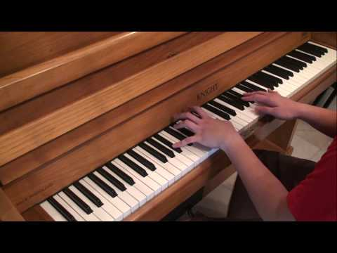 Selena Gomez - Naturally Piano by Ray Mak