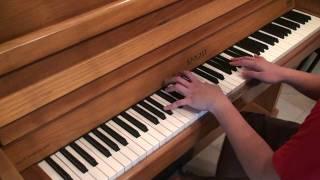 Selena Gomez - Naturally Piano by Ray Mak