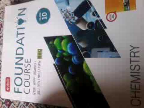 mtg-chemistry-foundation-class-10-book-review