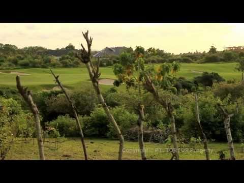Bali Balangan land for sale Kuta 17 hole Golf beach surfing 0.5 acre plot