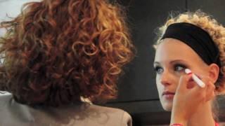 NYX Cosmetics @ Douglas - vorgestellt mit Miss Germany 2011 Anne-Kathrin Kosch