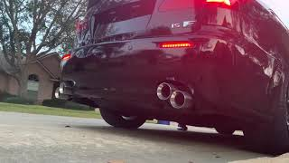x force exhaust