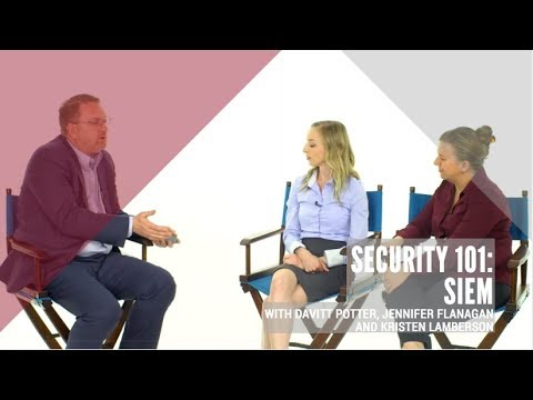 Security 101: SIEM