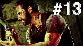 Max Payne 3 - THE PURSUIT (BOAT CHASE) - Gameplay Walkthrough - Part 13 (Xbox 360/PS3/PC) [HD]