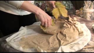 урок первый - керамический лист с мышкой