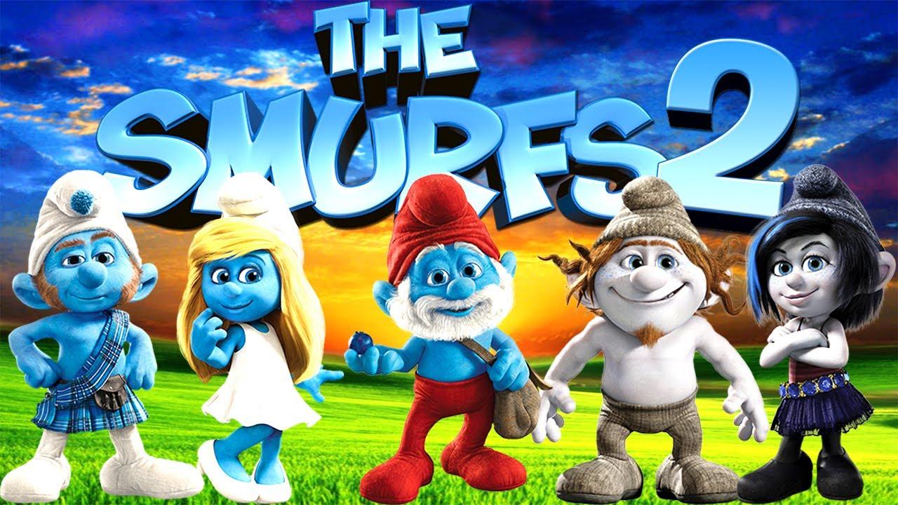 The Smurfs 2: Detonando Todos os Chefes + Final [Detonado 1080p ...
